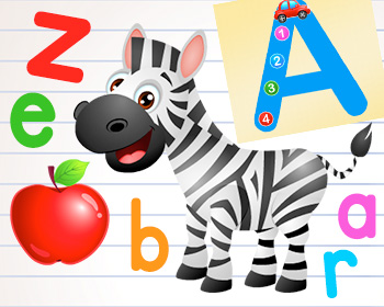 123 Kids Fun ALPHABET - Best Learn Alphabet Games