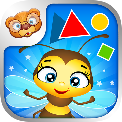 Preschool learning games - Bee - Educational games for kids 4+