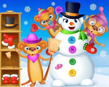 Snowman - Christmas Games