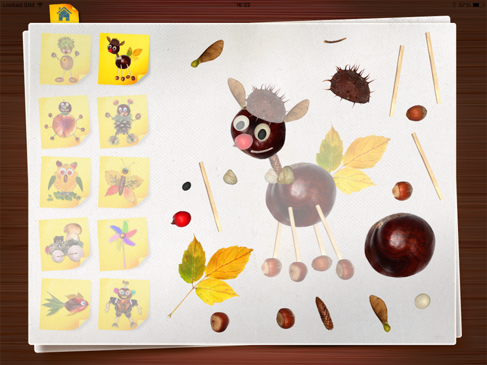123 Kids Fun Autumn Designer