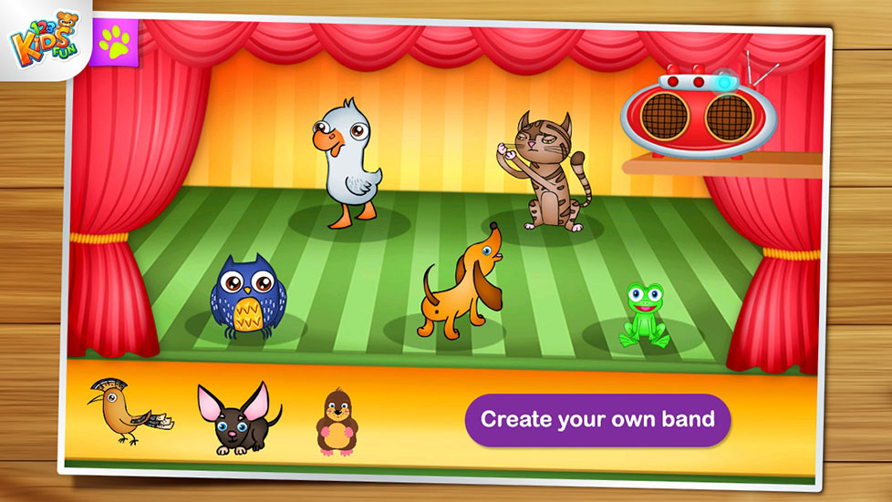 123 Kids Fun Animal Band