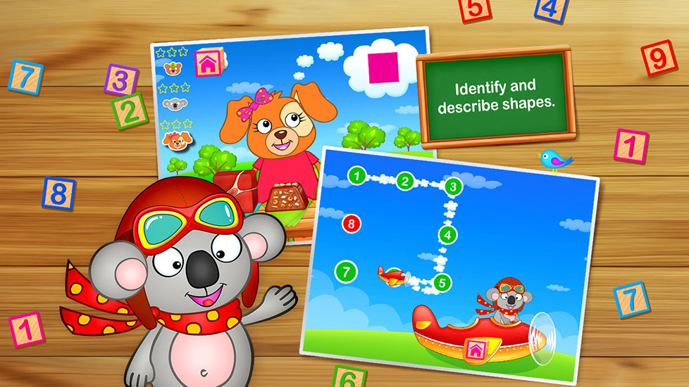 123 Kids Fun Games