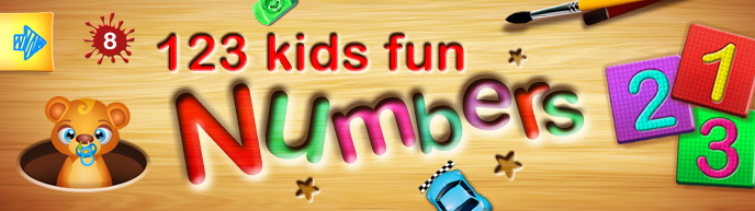 123 Kids Fun Collection