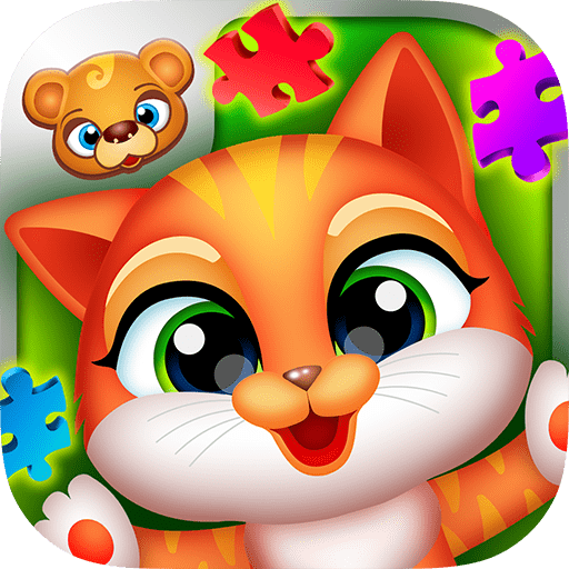 123 Kids Fun Puzzle Academy