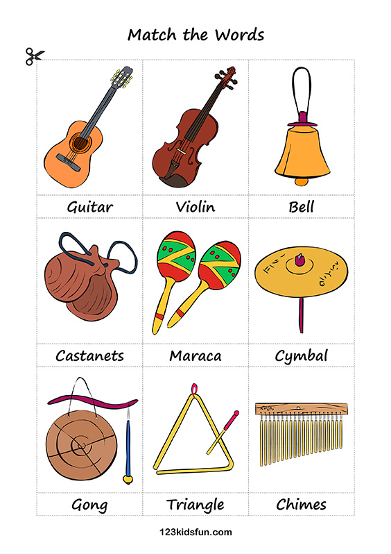 photograph regarding Free Printable Music Flashcards known as Printable Flashcards 123 Young children Entertaining Purposes