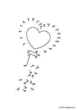 Free Valentine S Day Worksheets 123 Kids Fun Apps