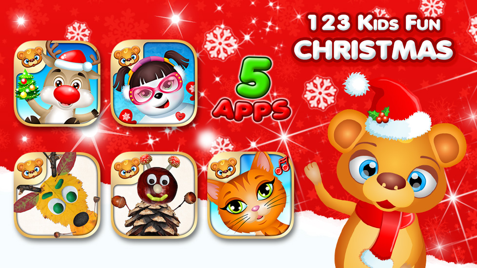 123 Kids Fun CHRISTMAS - bundle