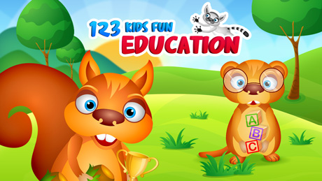 123 Kids Fun Education