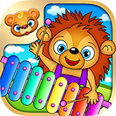 123 Kids Fun Music app for kids
