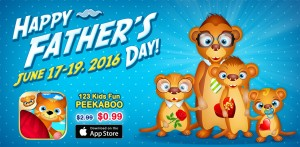 fathers day promotion weekend