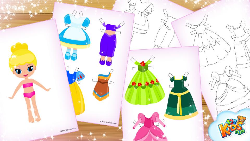 cut paper doll freebies free extras