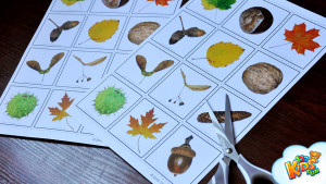 autumn montessori memo