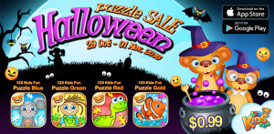 halloween sale apps puzzle