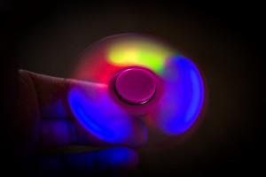 fidget spinner popular