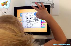 coloring book 123 kids fun