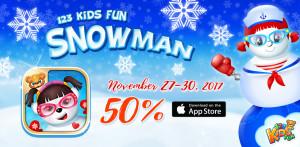 snowman sale