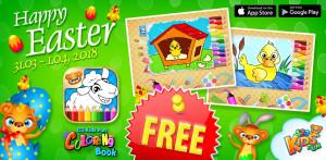 easter app promotion