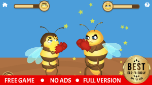 bee 123 kids fun app