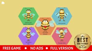 bee 123 kids fun app edycation