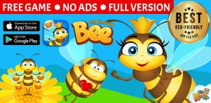bee 123 kids fun app