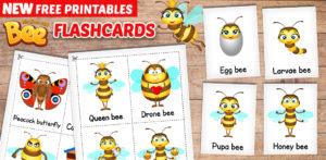 free bee extras for preschoolers