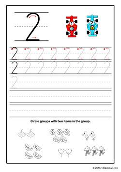 preschoolers worksheets