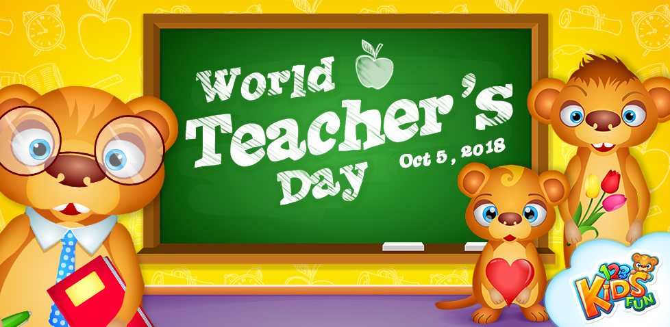 Happy World Teachers Day