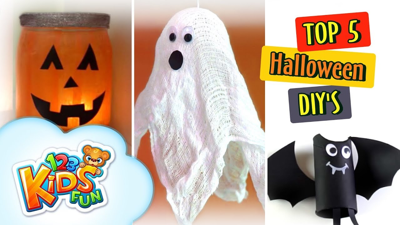 Kids Halloween Decorations