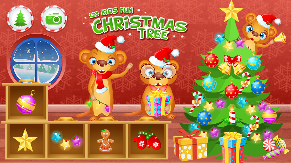 Christmas Tree Games
