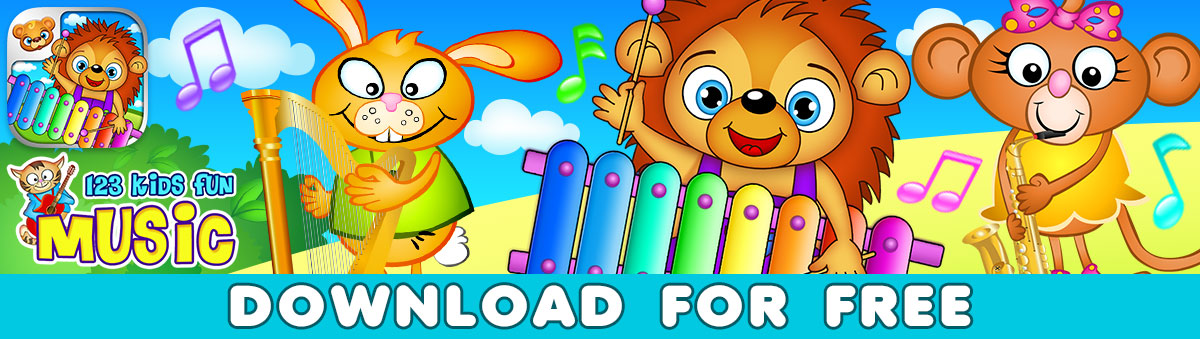 Music Game for Kids