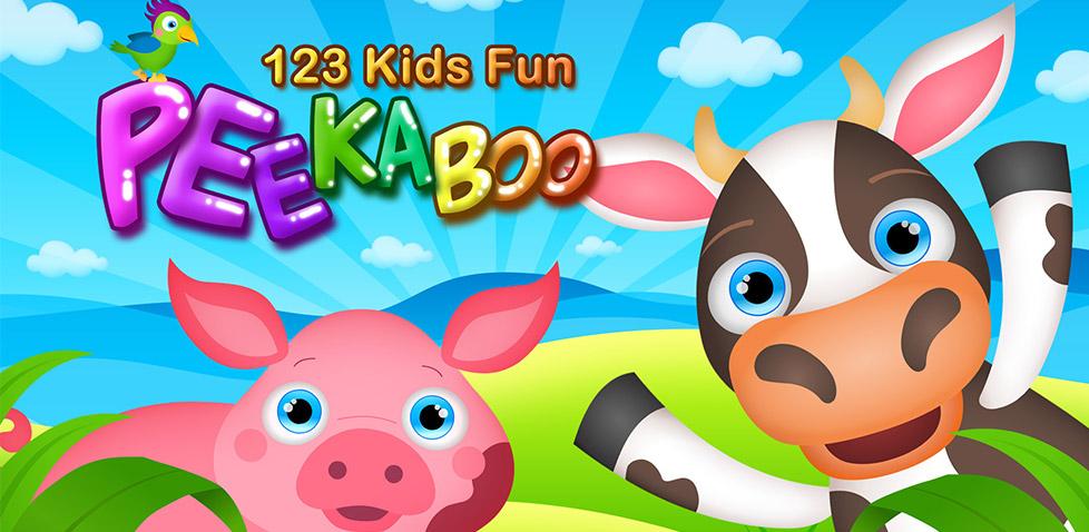 PEEKABOO – Educational Game