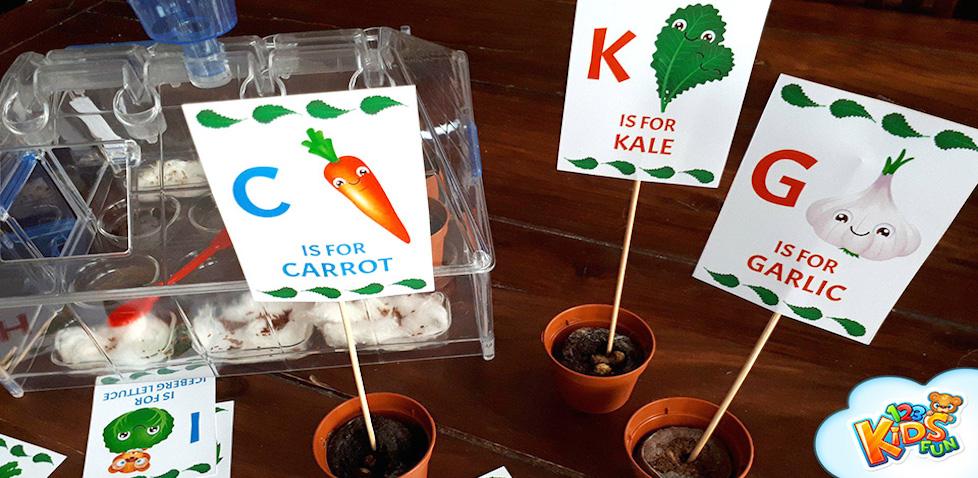 Spring Paper Craft for Kids
