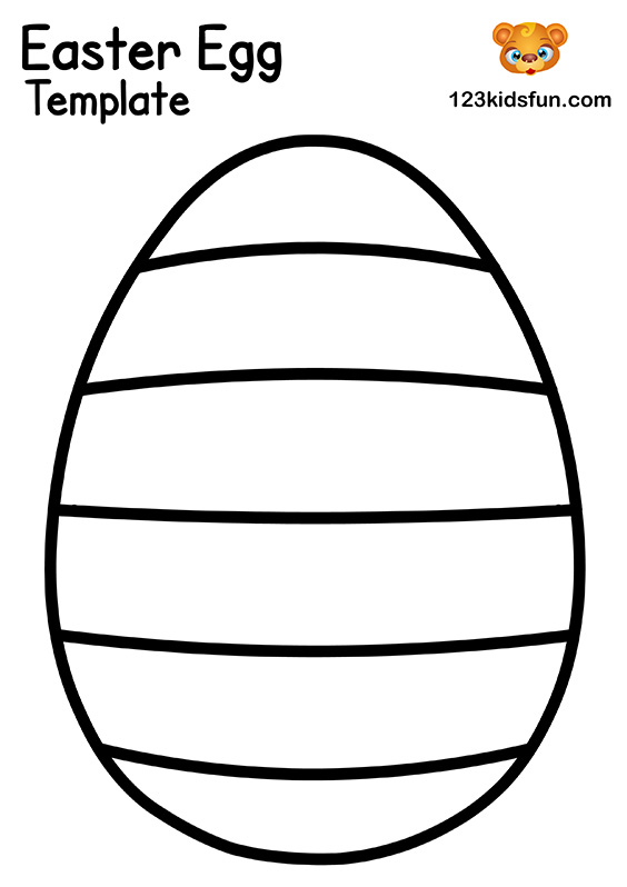 picture about Egg Printable identified as Artistic Do it yourself Easter Crafts 123 Young children Enjoyable Purposes