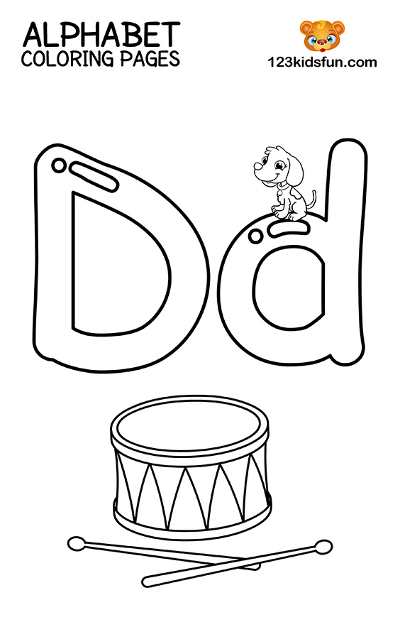 - Free Printable Alphabet Coloring Pages For Kids 123 Kids Fun Apps