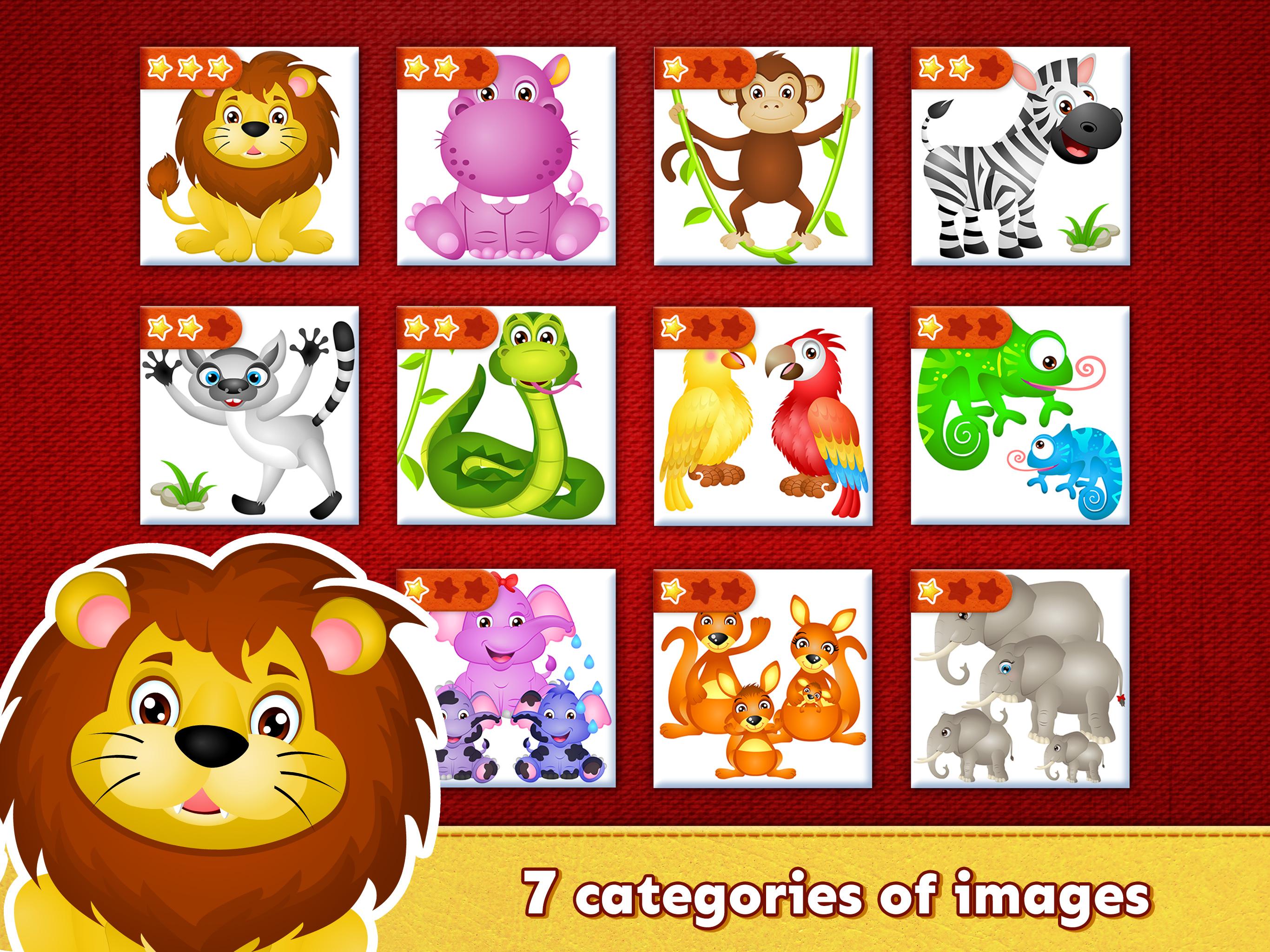 123 Kids Fun Puzzle Games