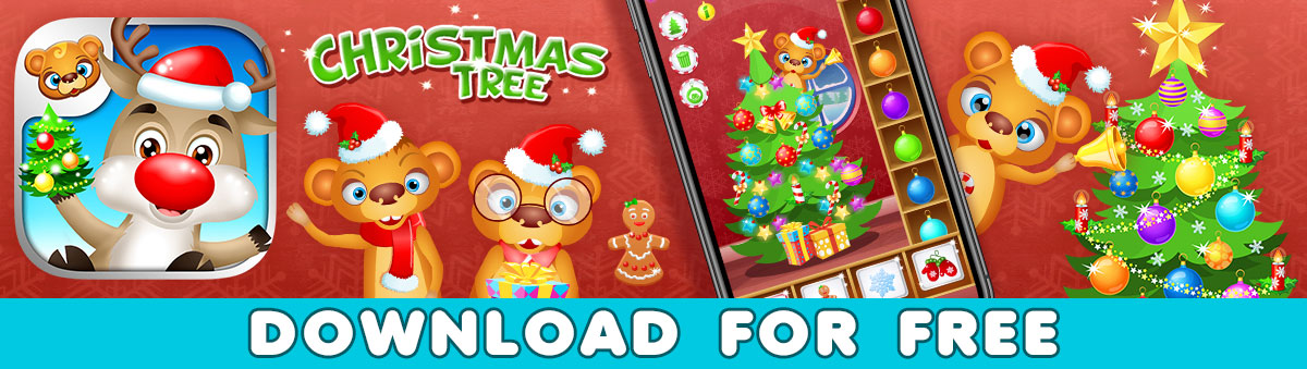 Christmas Tree - Christmas Game for Kids