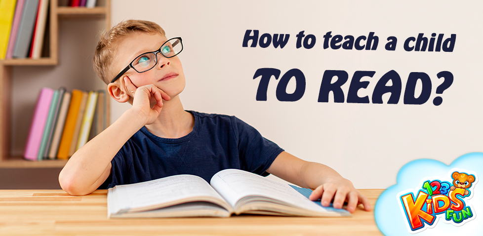 How to teach a child to read?