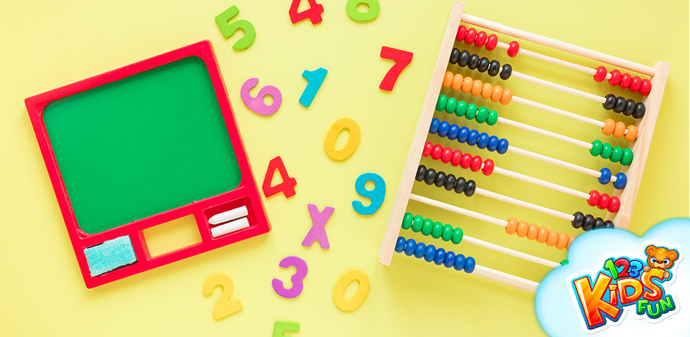 How to teach your child to count