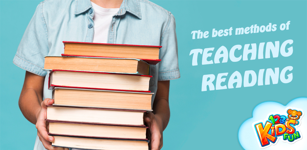 The best methods of teaching reading