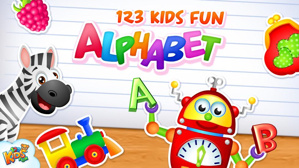 123 Kids Fun Alphabet