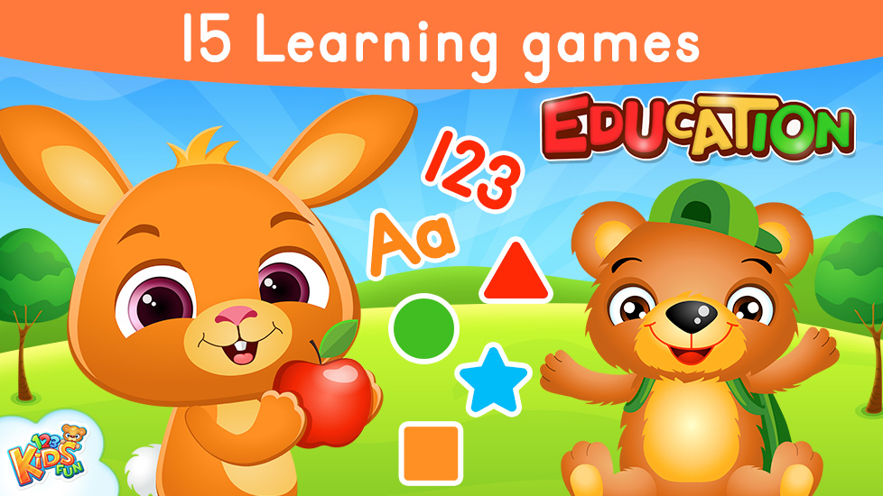 learning games early education