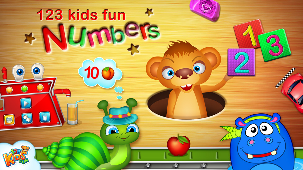 numbers games for kids