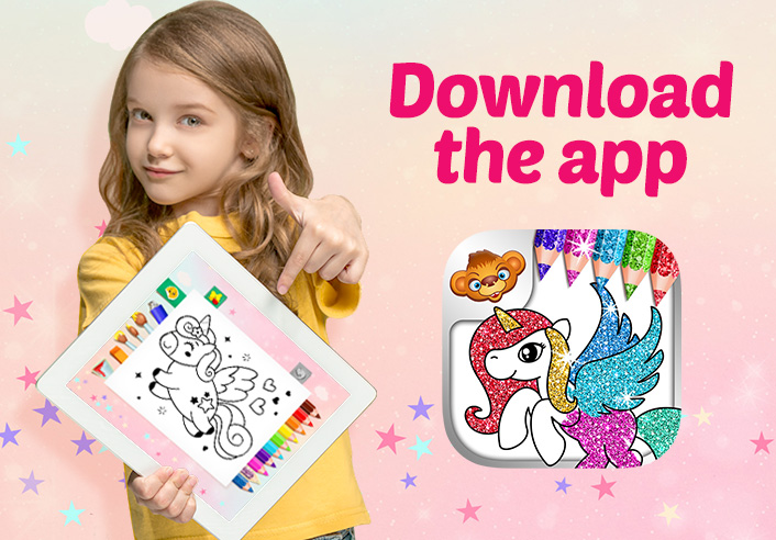 coloring pages games